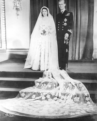 This Is What Queen Elizabeth and Prince Philip's Wedding Day Was Really Like