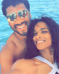 Ciara Pulled Out All the Stops to Celebrate Her First Wedding Anniversary