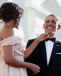 President Barack Obama Was a Groomsman—and He Crushed It