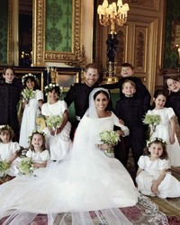 This Is How the Royal Wedding Photographer Got All of the Kids to Smile for Pictures
