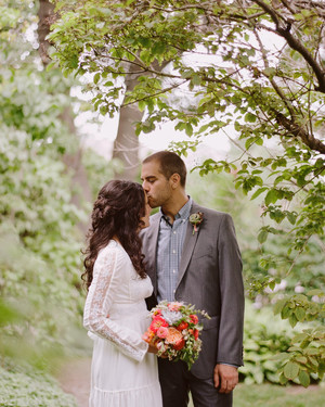 A Whimsical New England-Inspired Wedding in New Hampshire