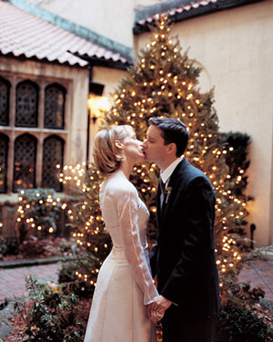 A Winter-Themed Wedding in New York City