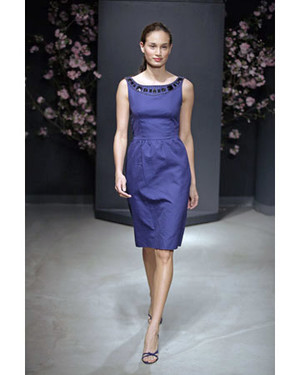 J.Crew, Fall 2008 Bridesmaid Collection