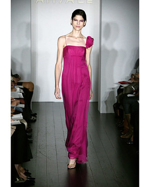 Amsale, Spring 2009 Bridesmaid Collection