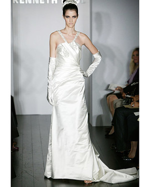 Kenneth Pool, Spring 2009 Bridal Collection