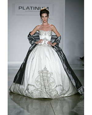 Platinum by Priscilla, Spring 2009 Bridal Collection