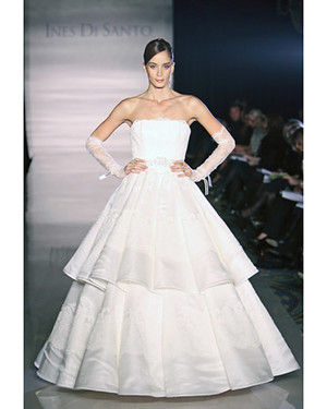 Ines di Santo, Spring 2009 Bridal Collection