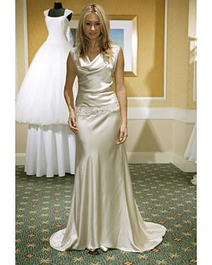 Sarah Danielle, Spring 2009 Bridal Collection