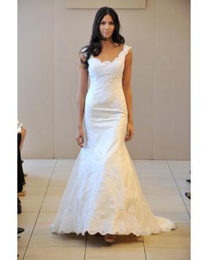 Alvina Valenta, Fall 2008 Bridal Collection