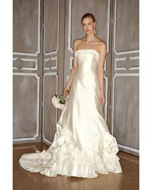 Carolina Herrera, Fall 2008 Bridal Collection