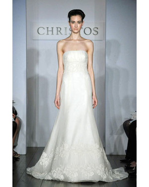 Christos, Fall 2008 Bridal Collection