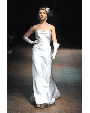 Jenny Lee, Fall 2008 Bridal Collection