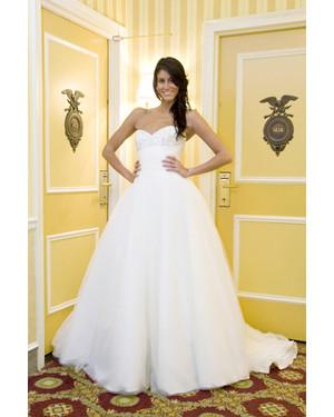 Augusta Jones, Fall 2008 Bridal Collection
