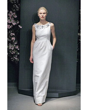 J.Crew, Fall 2008 Bridal Collection