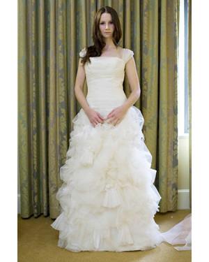 Josechu Santana, Fall 2008 Bridal Collection