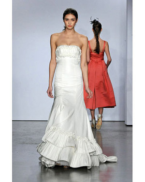 Priscilla of Boston, Fall 2008 Bridal Collection