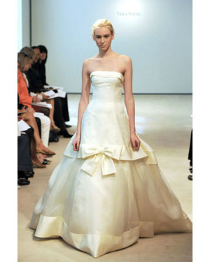 Ball Gowns from Designers T-Z, Fall 2008 Bridal Collection