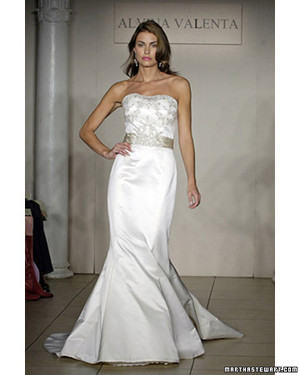 Alvina Valenta, Spring 2008 Bridal Collection