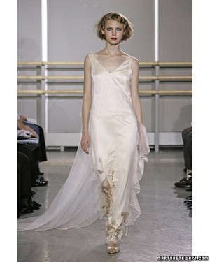 Claire Pettibone, Spring 2008 Bridal Collection