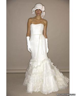 Edgardo Bonilla, Spring 2008 Bridal Collection