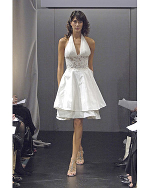 Ines di Santo, Spring 2008 Bridal Collection