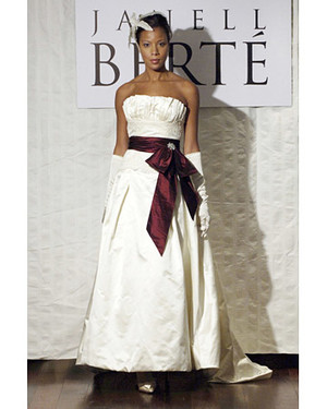 Janell Berte, Spring 2008 Bridal Collection
