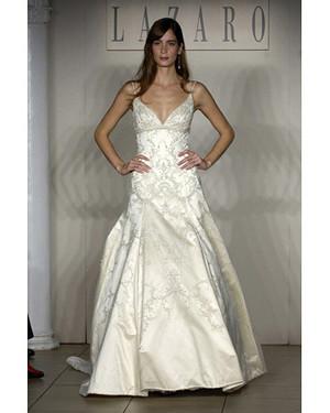 Lazaro, Spring 2008 Bridal Collection