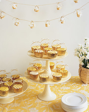 Basket-Themed Bridal Shower