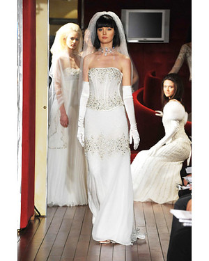 Atelier Aimee, Fall 2008 Bridal Collection