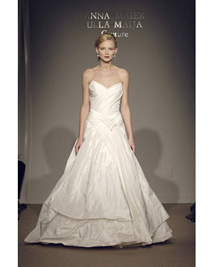 Ulla Maija, Spring 2008 Bridal Collection