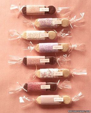 The Best Cookie Wedding Favors