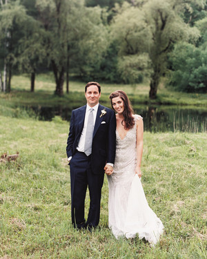 Maureen and Charles's Rustic Wedding in the Berkshires