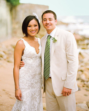 A Laid-Back Destination Wedding in Mexico