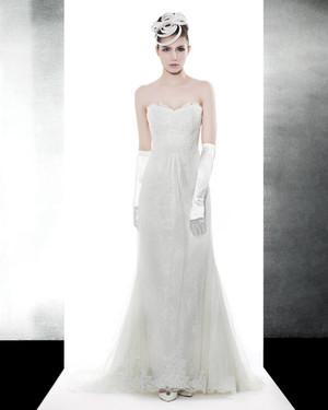 Lusan Mandongus, Spring 2012 Collection
