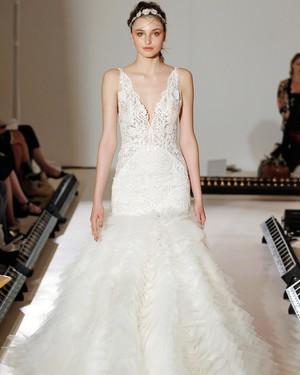 Lazaro Spring 2017 Wedding Dress Collection