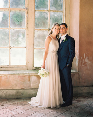 A Romantic Vintage Destination Wedding in England