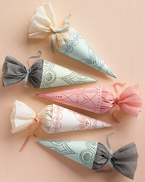 50 Great Wedding Favors