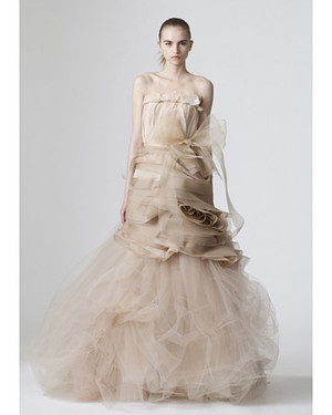 Vera Wang, Spring 2010 Collection