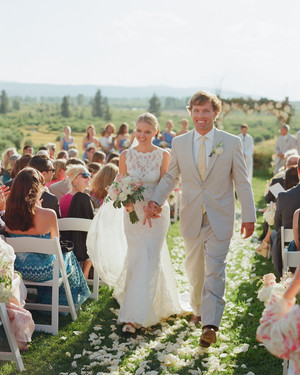 Rustic Elegance at a Destination Wedding in Wyoming