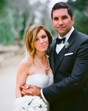 A Modern Formal Outdoor Wedding in California