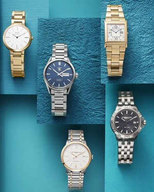 Timeless Watches Your Groom Will Wear Long After the Wedding Day