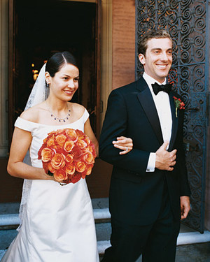 A Formal Outdoor Autumn Wedding in California