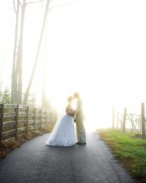 A Rustic Wedding at a Vineyard in Georgia