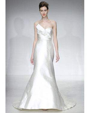 Stunning designer wedding dresses martha stewart weddings trumpet wedding dresses from spring 2012 bridal fashion week junglespirit Choice Image
