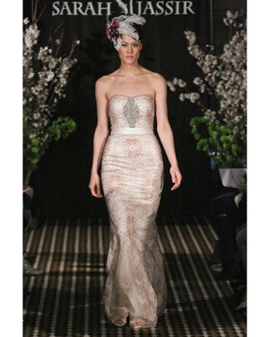 Sarah Jassir, Spring 2012 Collection