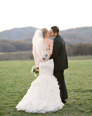 A Formal Rustic Destination Wedding in Virginia