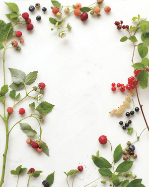 Berry Wedding Ideas