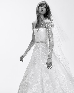 Elie Saab Spring 2017 Wedding Dress Collection