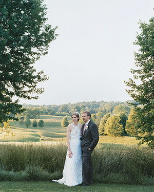 A Pink, Gray, and White Outdoor Destination Wedding in Tennessee