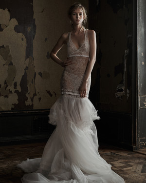 Vera Wang Spring 2016 Bridal Collection